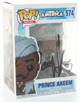 "Eddie Murphy Signed ""Coming to America"" #574 Funko Pop Vinyl Figure (AutographCOA Hologram) at PristineAuction.com"