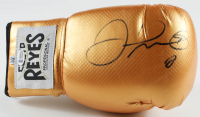 Floyd Mayweather Jr. Signed Reyes Boxing Glove (Beckett Hologram) at PristineAuction.com