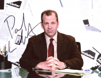 """Paul Lieberstein Signed """"The Office"""" 8x10 Photo (PSA Hologram) at PristineAuction.com"""