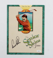 "Arnold Palmer Signed 1994 ""The Senior Skins Game"" Golf Program (JSA COA) at PristineAuction.com"