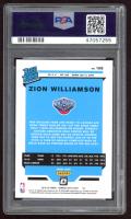 Zion Williamson 2019-20 Donruss Optic #158 RR RC (PSA 10) at PristineAuction.com