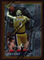 Kobe Bryant 1996-97 Finest #74 B RC at PristineAuction.com