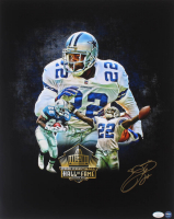 Emmitt Smith Signed Cowboys 16x20 Photo (JSA COA & Prova COA) at PristineAuction.com