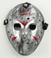 "Ari Lehman Signed ""Friday the 13th"" Mask Inscribed ""Jason 1"" (Beckett COA) at PristineAuction.com"