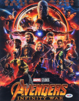 "Sebastian Stan Signed ""Avengers: Infinity War"" 11x14 Photo (PSA COA) at PristineAuction.com"
