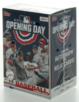 2019 Topps Opening Day Blaster Box at PristineAuction.com