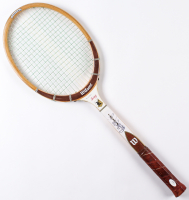 Billie Jean King Signed Topspin Full Size Tennis Racket (JSA COA) at PristineAuction.com