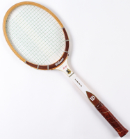 Billie Jean King Signed Topspin Full Size Tennis Racket (JSA COA) at PristineAuction.com