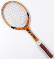 "Pete Sampras Signed Cambridge Full Size Tennis Racket Inscribed ""92 U.S. Open"" (JSA COA) at PristineAuction.com"