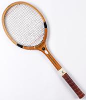 "Pete Sampras Signed Cambridge Full Size Tennis Racket Inscribed ""92 U.S. Open"" (JSA COA) at PristineAuction.com"