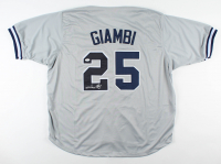Jason Giambi Signed Jersey (JSA Hologram) at PristineAuction.com
