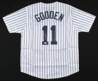 """Dwight Gooden Signed Jersey Inscribed """"No Hitter 5-14-96"""" (PSA COA) at PristineAuction.com"""