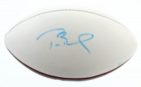 Tom Brady Signed LE Patriots Super Bowl LI Champions Logo Football (Tristar Hologram & Steiner Hologram) at PristineAuction.com