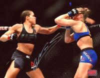 Amanda Nunes Signed UFC 8x10 Photo (YSMS COA) at PristineAuction.com
