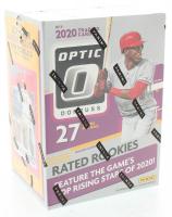 2020 Panini Donruss Optic Baseball Blaster Box of (27) Cards at PristineAuction.com