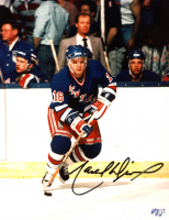 Marcel Dionne Signed Rangers 8x10 Photo (YSMS COA) at PristineAuction.com