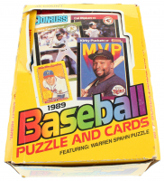1989 Donruss Baseball Wax Box with (36) Packs at PristineAuction.com