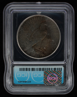 1928-S Peace Silver Dollar (ICG AU50) at PristineAuction.com