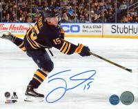Jack Eichel Signed Sabres 8x10 Photo (Eichel Hologram) at PristineAuction.com