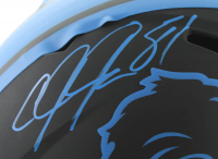 Calvin Johnson Signed Lions Full-Size Eclipse Alternate Speed Helmet (Schwartz COA) at PristineAuction.com