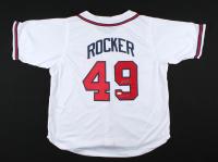 """John Rocker Signed Jersey Inscribed """"F*** NY"""" (JSA COA) at PristineAuction.com"""