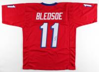Drew Bledsoe Signed Jersey (JSA COA) at PristineAuction.com