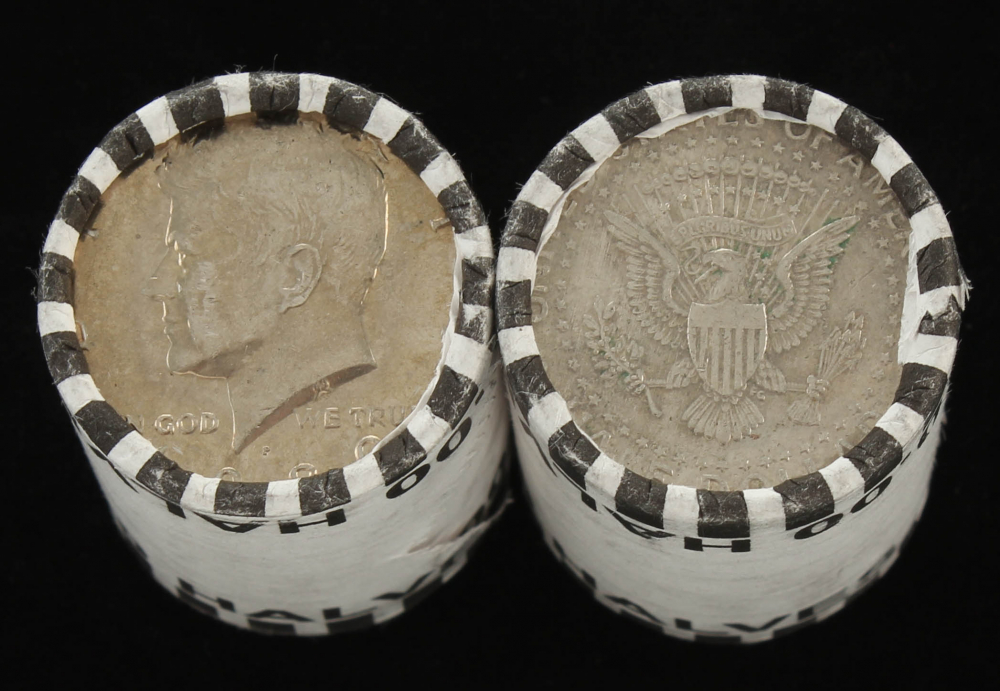 Lot of (40) Kennedy Half Dollars at PristineAuction.com