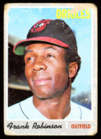 Frank Robinson 1970 Topps #700 at PristineAuction.com
