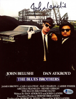"John Landis Signed ""The Blues Brothers"" 8x10 Photo (Beckett COA) at PristineAuction.com"