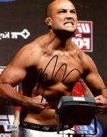 B.J. Penn Signed UFC 8x10 Photo (Beckett COA) at PristineAuction.com