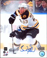 Brad Marchand Signed Bruins 8x10 Photo (COJO COA & Marchand Hologram) at PristineAuction.com