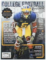 Jabrill Peppers Signed 2016 Sports Illustrated Magazine (JSA COA) at PristineAuction.com