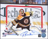 Tuukka Rask Signed Bruins 8x10 Photo (COJO COA & Rask Hologram) at PristineAuction.com