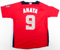Miguel Amaya Signed 2018 All-Star Game Jersey (JSA COA) at PristineAuction.com