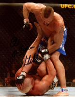 "Chuck ""The Iceman"" Liddell Signed UFC 8x10 Photo (Beckett COA) at PristineAuction.com"