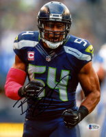 Bobby Wagner Signed Seahawks 8x10 Photo (Beckett COA) at PristineAuction.com