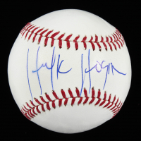 Hulk Hogan Signed OML Baseball (JSA COA) at PristineAuction.com