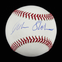 William Shatner Signed OML Baseball (Schwartz COA) at PristineAuction.com