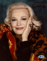 Gena Rowlands Signed 8x10 Photo (Beckett COA) at PristineAuction.com