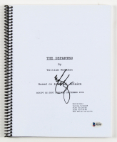"Mark Wahlberg Signed ""The Departed"" Full Movie Script (Beckett COA) at PristineAuction.com"