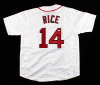 Jim Rice Signed Jersey (JSA COA) at PristineAuction.com