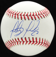 Fernando Tatis Jr. Signed OML Baseball (JSA COA) at PristineAuction.com
