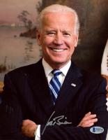 Joe Biden Signed 8x10 Photo (Beckett COA) at PristineAuction.com