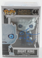 "Richard Brake Signed ""Game of Thrones"" Night King #44 Funko Pop! Vinyl Figure Inscribed ""Night King"" (Radtke COA) at PristineAuction.com"