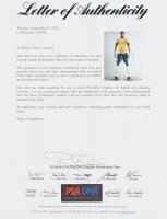 Neymar Signed Team Brazil 11x14 Photo (PSA LOA) at PristineAuction.com
