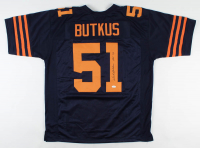 "Dick Butkus Signed Jersey Inscribed ""HOF 79"" (JSA COA) at PristineAuction.com"
