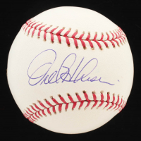 Orel Hershiser Signed OML Baseball (MLB Hologram & TriStar Hologram) at PristineAuction.com