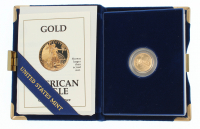 1991 American Eagle 1 / 10th oz. Gold Proof Coin at PristineAuction.com