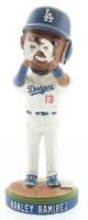 Hanley Ramirez Dodgers Ceramic Bobble Head at PristineAuction.com
