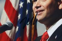 Marco Rubio Signed 8x10 Photo (PSA Hologram) at PristineAuction.com
